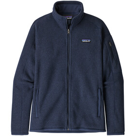 Patagonia Better Sweater Jakke Damer, neo navy